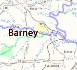 Barney Loc